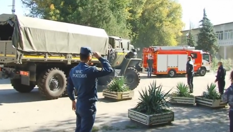 Crimée: au moins 18 morts lors d'une attaque dans un collège technique