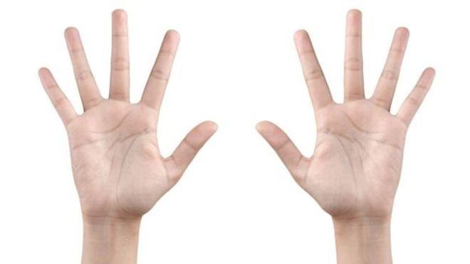 La taille des doigts détermine l'orientation sexuelle chez les femmes