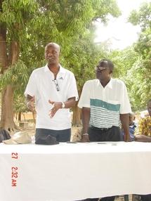 Casamance-Coopération décentralisée : Des entreprises canadiennes vont équiper 12 villages en énergie solaire