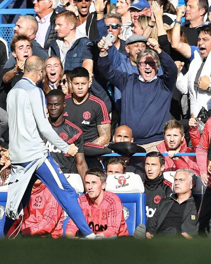 VIDEO : Mourinho prêt à en venir aux mains !