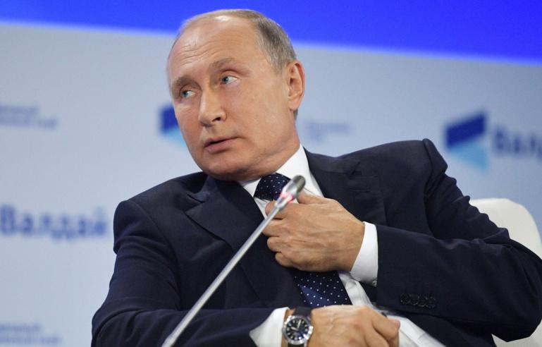 Russie: En cas de guerre nucléaire, «nous irons au paradis» affirme Vladimir Poutine