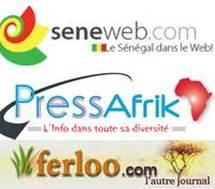 Partenariat : Seneweb,  pressafrik et ferloo s'unissent pour mieux valoriser la presse en ligne