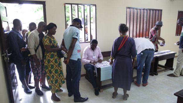 Second tour des législatives au Gabon
