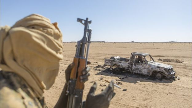 Deux Casques bleus tués au Mali