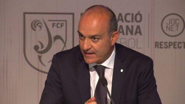 Le vice-président de la fédération espagnole vient d'être arrêté !