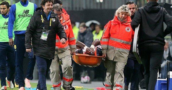 Moussa Konaté ne jouera plus au football avant 2019