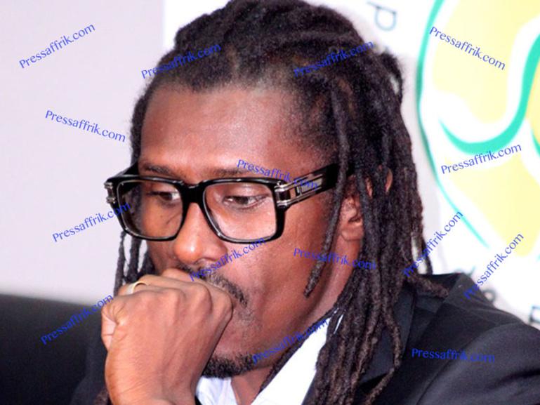 """#CAN2019 : Coach Cissé craint que l'accumulation de la fatigue en fin de saison porte préjudice à ses """"Lions"""""""