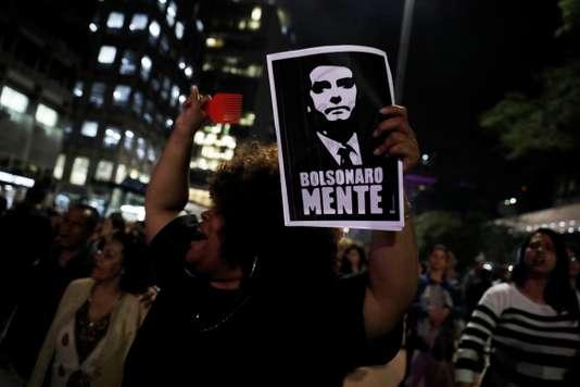 Au Brésil, inquiétudes face à la hargne de Bolsonaro contre la presse