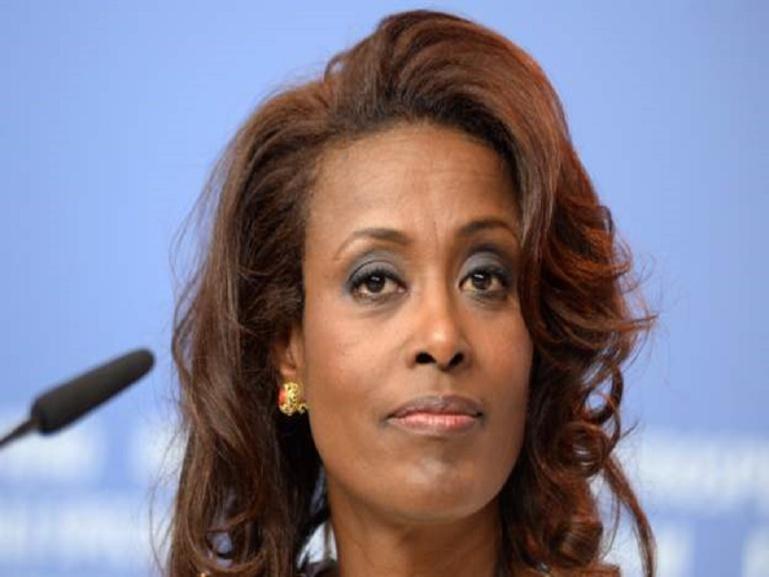 Meaza Ashenafi présidente de la Cour suprême d'Éthiopie