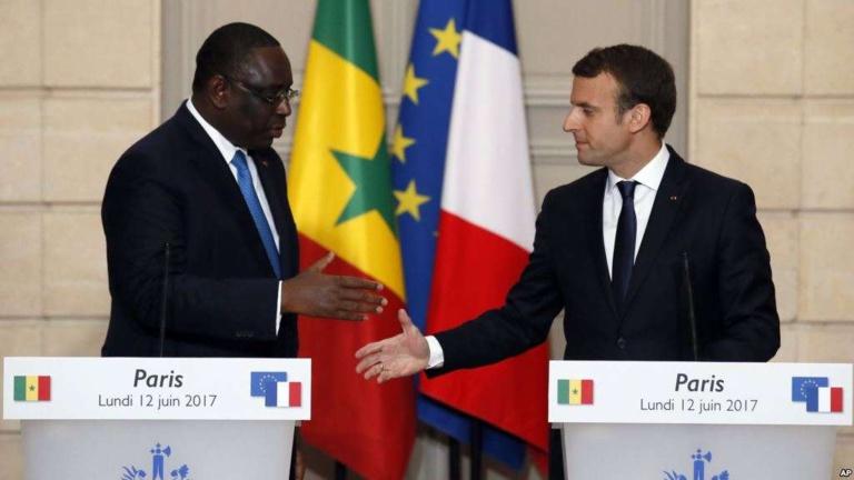 Forum de Dakar pour la paix et la Sécurité : Macron donne 500 millions à Macky