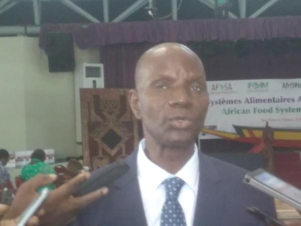 « La base de notre agriculture, c'est d'abord l'agriculture familiale », selon Fallou Gaye