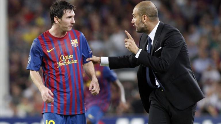 Transfert de Lionel Messi à Manchester City, Pep Guardiola agacé de...