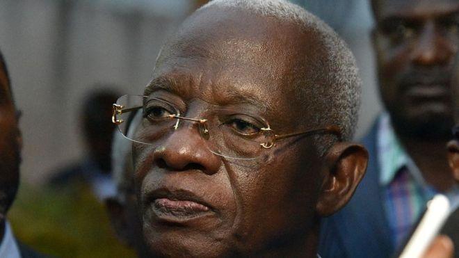 Décès de l'opposant ivoirien Aboudramane Sangaré
