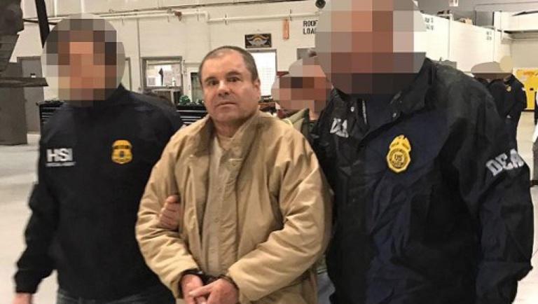 Le baron de la drogue «El Chapo» jugé à New York