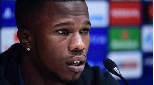 Ligue des champions  - #InterBarca: Keita Baldé en conférence de presse