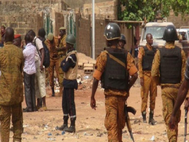 Deux soldats burkinabè tués lors d'une opération de déminage