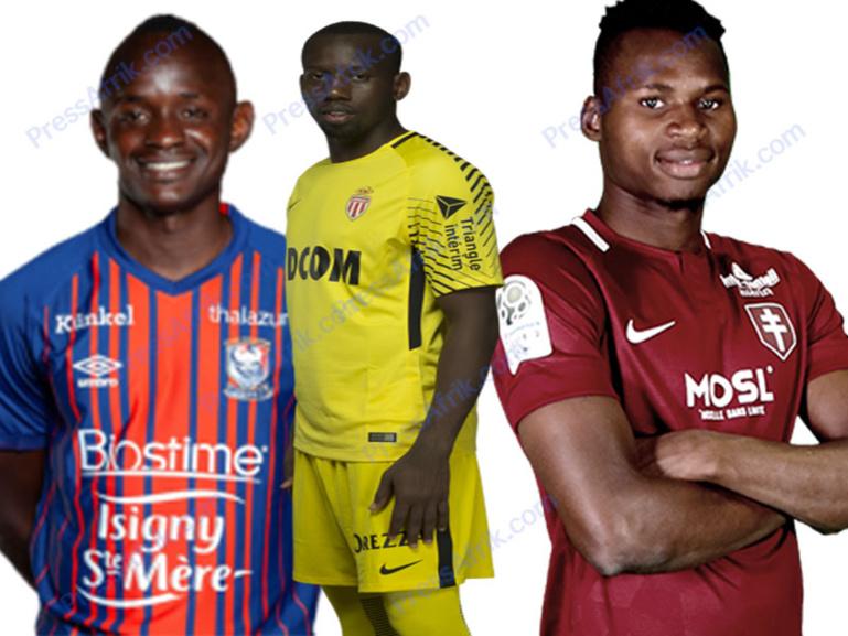#CAN2019 : En remplacement aux forfaits, Habib Diallo, Seydou Sy et Adama Mbengue rejoignent la Tanière