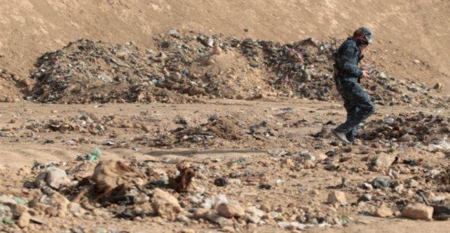 Plus de 200 charniers du groupe EI mis au jour en Irak selon l'ONU