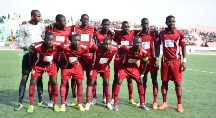 Coupe CAF : Génération Foot dégage 60 millions pour passer le 1er tour