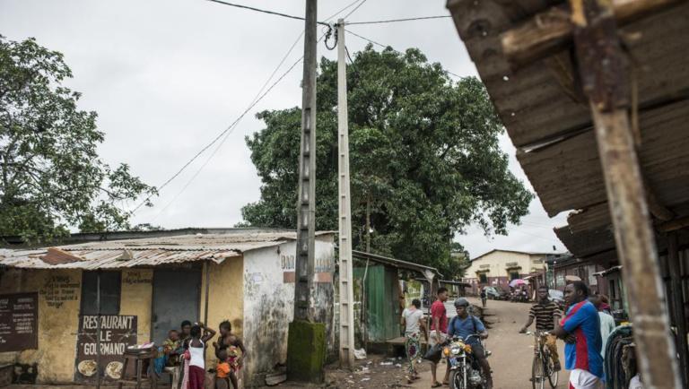 Guinée: deux hommes tués par l'armée dans une banlieue de Conakry