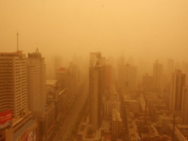 """Alerte météo: """"une couche de poussière sur le nord et le centre-ouest du pays """""""