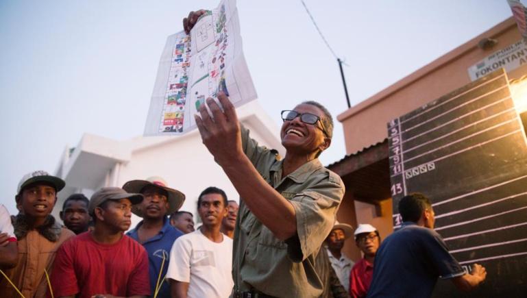 Présidentielle à Madagascar: les résultats publiés au compte-goutte