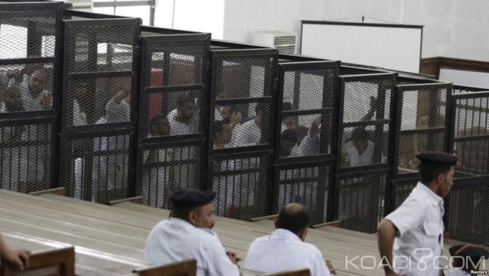 Egypte : Huit jihadistes présumés de l' EI condamnés à mort pour une attaque contre l'armée