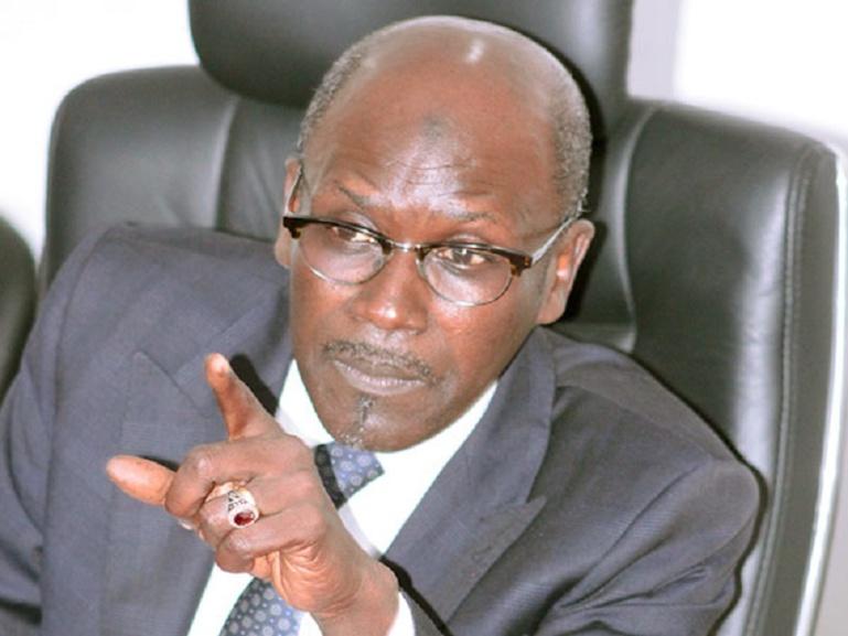 Seydou Gueye-fichier électoral : «On ne peut pas parler de faveurs quand il y a la loi»