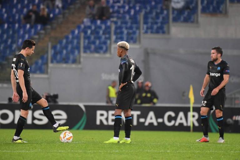 Ligue Europa : L'Olympique de Marseille éliminé après sa défaite face à la Lazio Rome