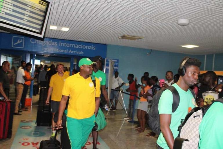 """Stage des """"lions"""" à Bata : la Guinée Equatoriale refuse et renvoie l'équipe d'Aliou Cissé à Malabo"""