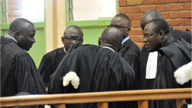 Au Burkina le colonel major Kere témoigne au procès du coup d'Etat manqué