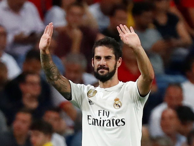 Real Madrid : Isco pourrait quitter le club cet été