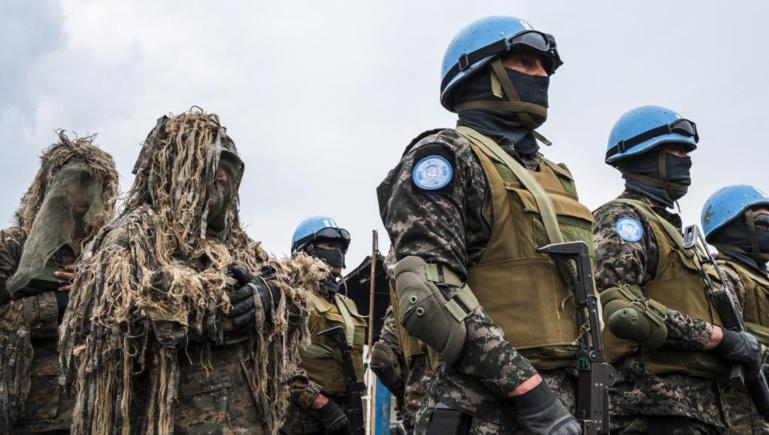 RDC: sept casques bleus tués dans l'offensive contre les rebelles ADF