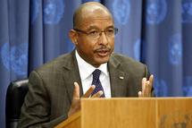 Secrétaire exécutif du NEPAD, Ibrahim Assane Mayaki