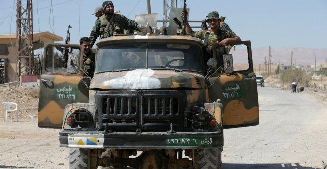 L'EI perd son dernier bastion dans le sud de la Syrie