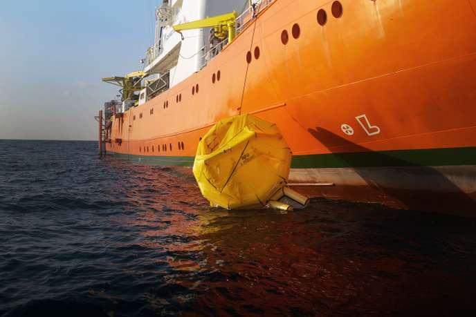 L'Italie demande la mise sous séquestre de l'« Aquarius » à Marseille