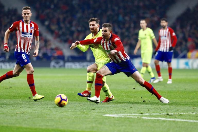 Le FC Barcelone sauvé dans les arrêts de jeu par Dembélé