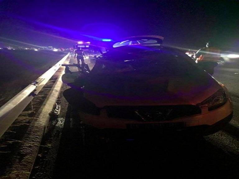 Drame sur l'autoroute à péage : Une femme enceinte de 8 mois tuée