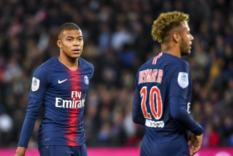Neymar et Mbappé seront titulaires contre Liverpool