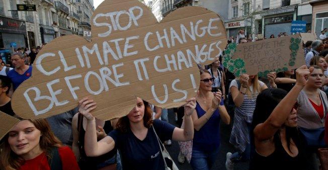 Réchauffement climatique : le monde s'éloigne toujours plus de son objectif, selon l'ONU