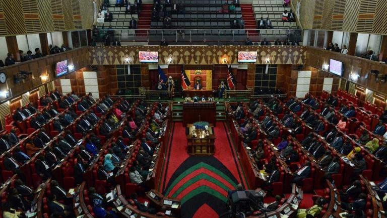 Le Parlement kényan échoue une nouvelle fois à faire voter une loi sur la parité