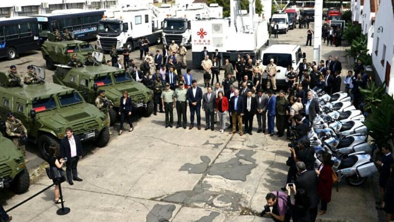La sécurité, enjeu du G20 de Buenos Aires