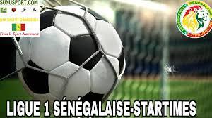 Ligue1 Sénégalaise : Le programme de la 5e journée