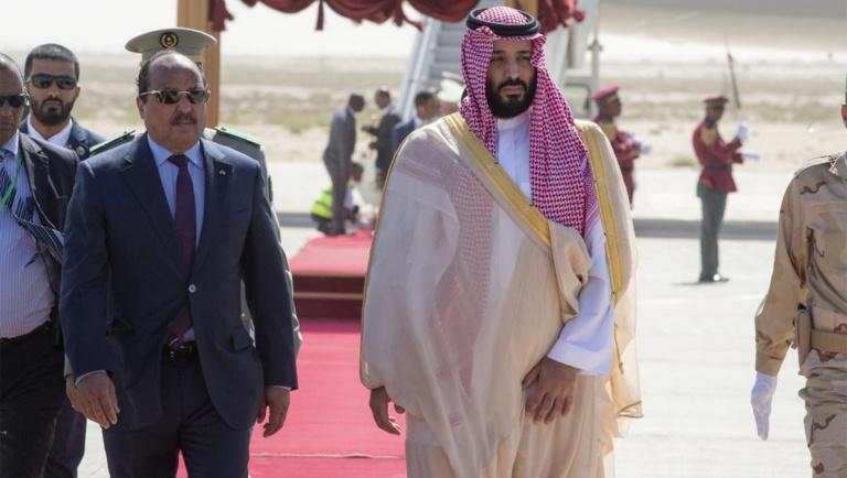 Après la Tunisie, l'Algérie s'érige en boucle contre la visite du prince soudien