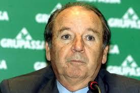 Josep Lluis Nunez, ancien président du Barça, s'est éteint