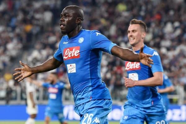 Serie A : Kalidou Koulibaly dans le onze type de l'année 2018