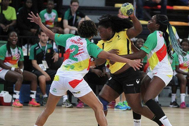 """2e tour CAN Handball Dames: les """"Lionnes"""" jouent contre l'Algérie jeudi"""