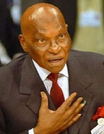 Me Wade déclaré persona non gratta en Casamance