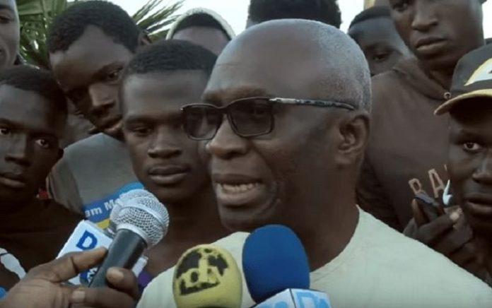 Cng de lutte : la baisse des ponctions sur les cachets de lutteurs inquiète le président Alioune Sarr