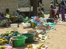Commerce : des loumas au cœur de Dakar